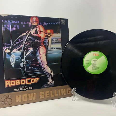 Robocop Soundtrack Vinyl LP Original Special Edition UK