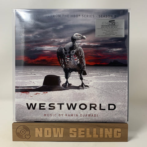 Westworld Season 2 Soundtrack Vinyl LP Shogun Green MOV Numbered