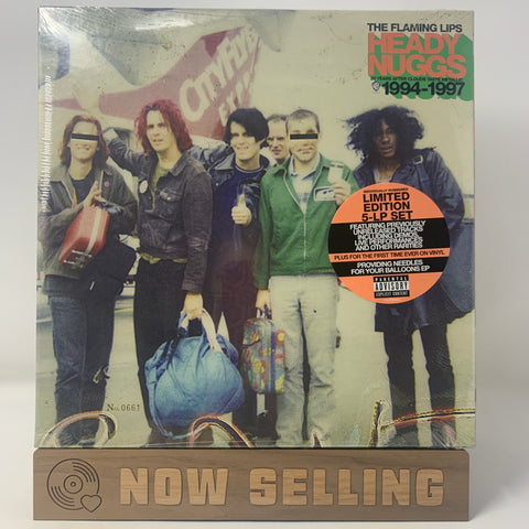 The Flaming Lips - Heady Nuggs: Clouds Taste Metallic 20 Years Later Vinyl Box Set