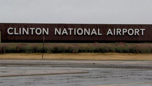 Clinton National Airport Transportation to Festival - September 13 & 14, 2019