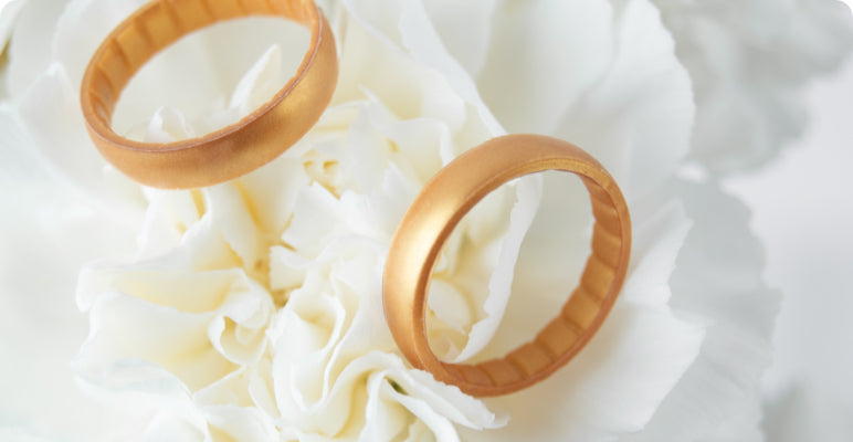 Beauty and safety, all in one ring | Enso Silicone Rings