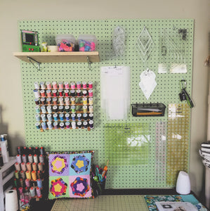 How to Store Quilting Stuff in Small Spaces