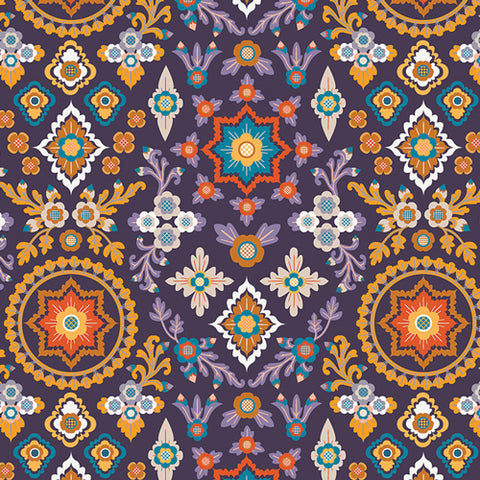 Aura Aloha Spirit Windward, Art Gallery Fabric