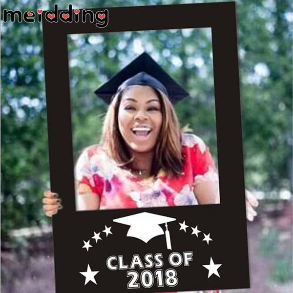 Graduation Class of 2018 Photo Frame - LuLuify.com