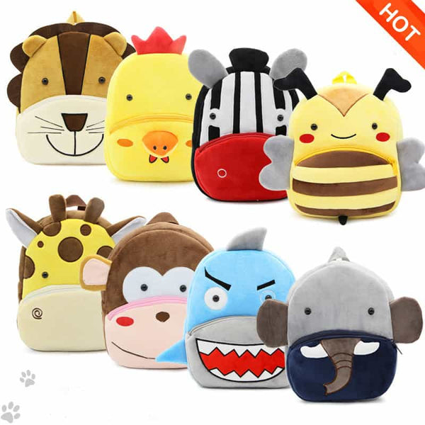 Cute Cartoon Schoolbag - LuLuify.com
