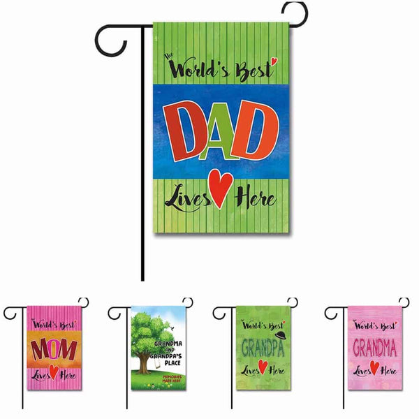 Decorative Garden Flags - LuLuify.com
