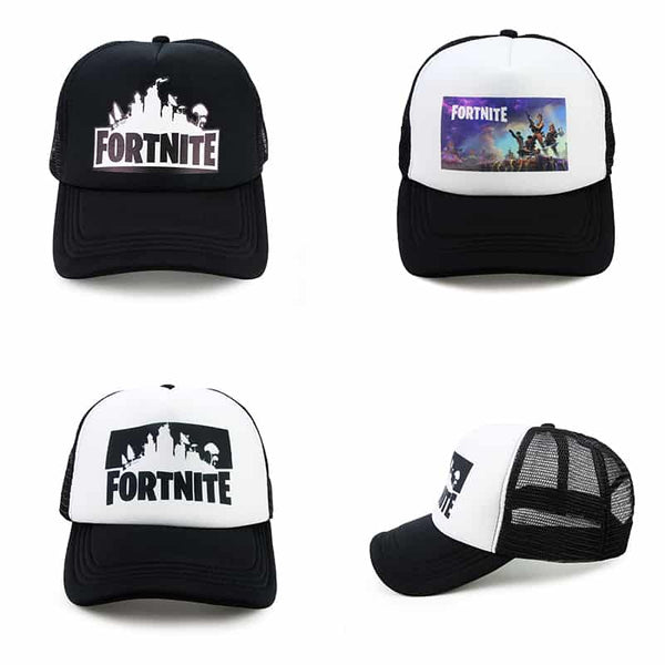 Adjustable Game Fortnite Trucker Cap - LuLuify.com