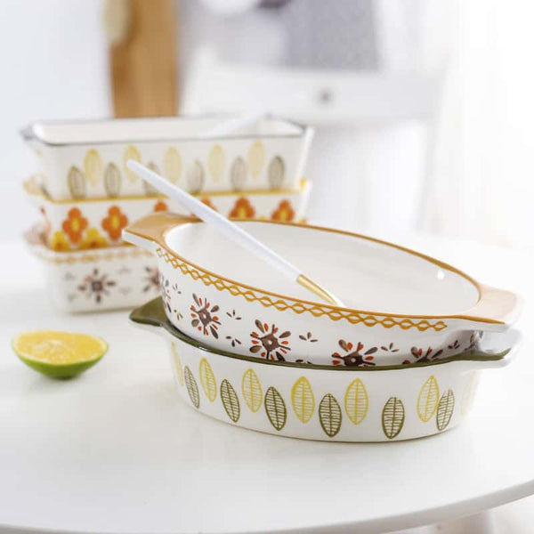 European Style Baking Dishes - LuLuify.com