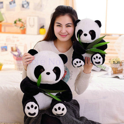 Panda Doll Plush Toy - LuLuify.com