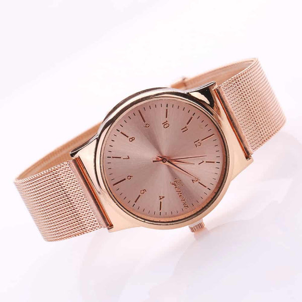 Womens Gold Watches - LuLuify.com