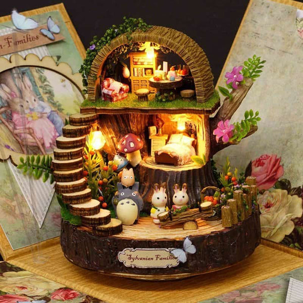 Fantasy Forest Music Box - LuLuify.com