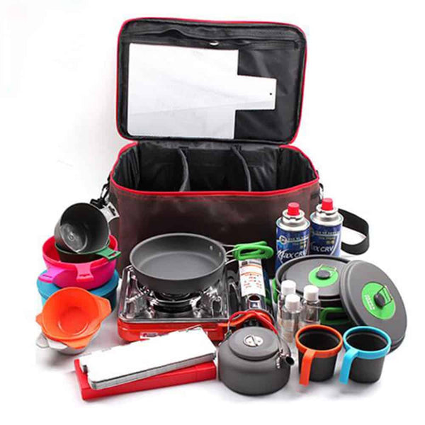 Outdoor Camping Picnic Bag - LuLuify.com