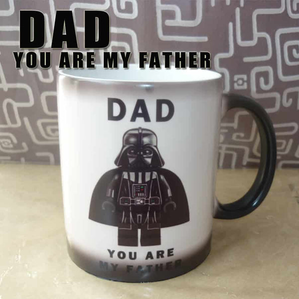 Star War Father Cute Mug - LuLuify.com