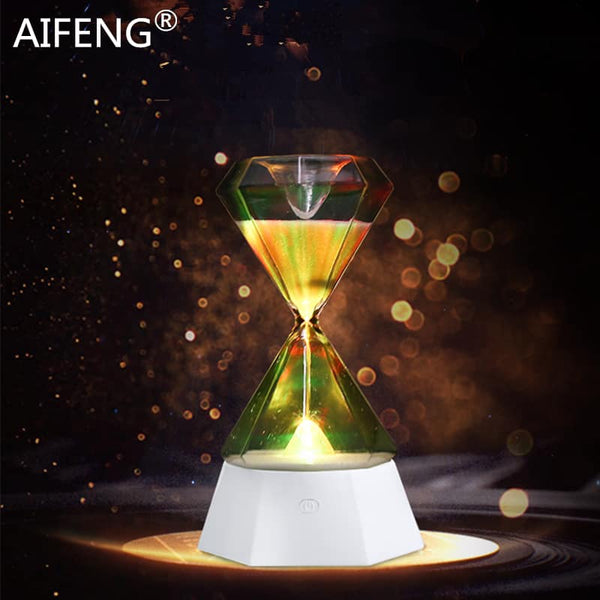 Hourglass Night Lamp - LuLuify.com