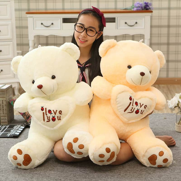 Large Stuffed Plush Teddy Bear - LuLuify.com