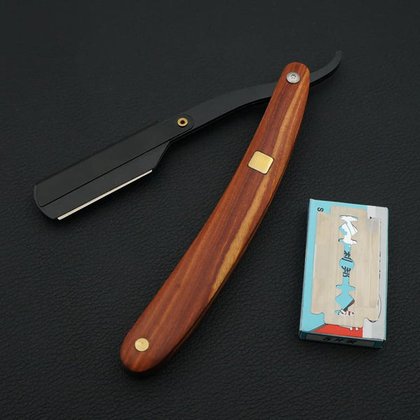 Wood Handle Razor - LuLuify.com