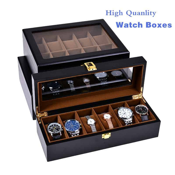 European Style Watch Storage Box - LuLuify.com
