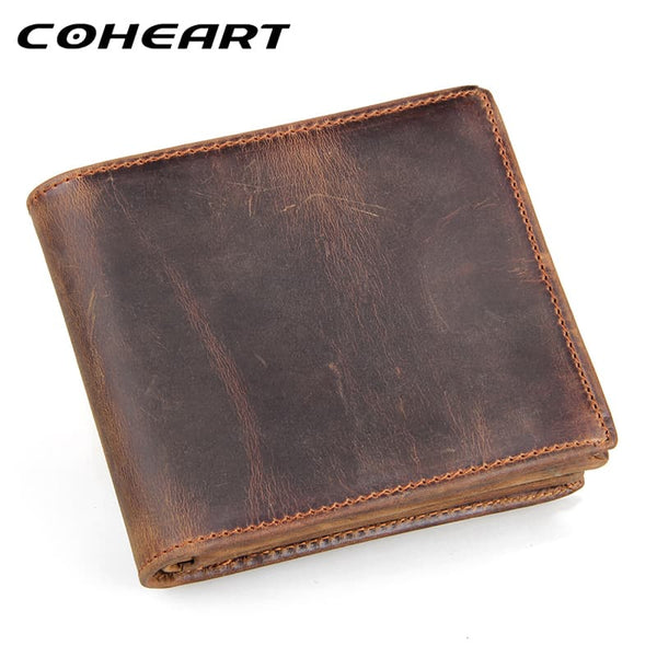 Leather Wallet - LuLuify.com