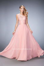 Load image into Gallery viewer, La Femme pink dress, size 10, NEW!