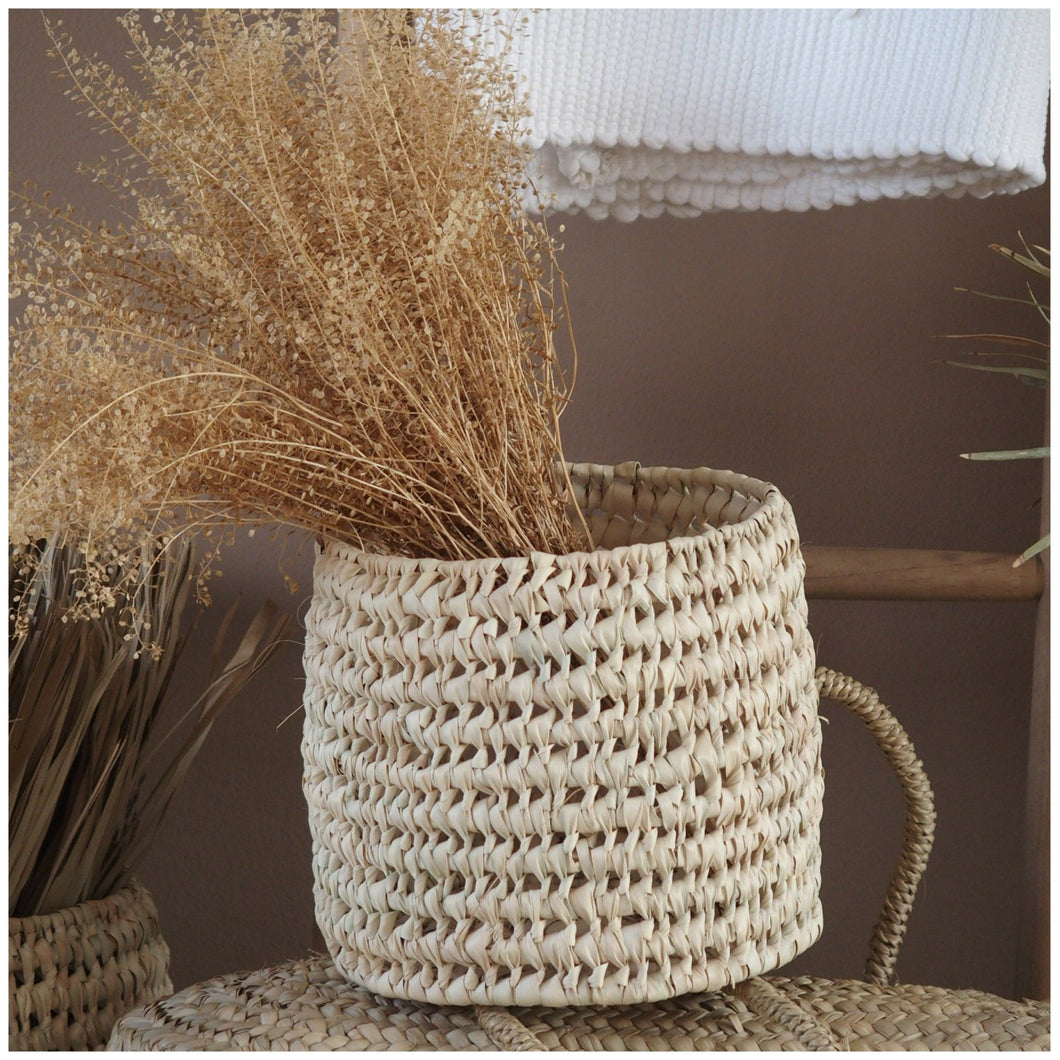 MIKANU KNITTED POT
