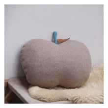 Load image into Gallery viewer, MIKANU BIG APPLE CUSHION