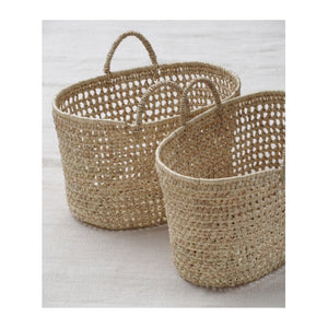 MIKANU PALM BASKET