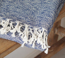 Load image into Gallery viewer, MIKANU Turkish Towel Blanket