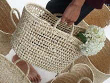 Load image into Gallery viewer, MIKANU PALM BASKET - KIA
