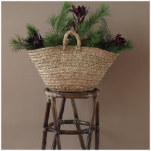 Load image into Gallery viewer, MIKANU SPECIAL OFFER - RATTAN STOOL ANTIQUE