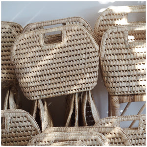 MIKANU BASKET BAG - NORA