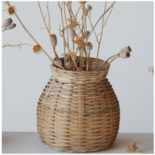 Load image into Gallery viewer, MIKANU BAMBOO VASE BASKET - MIAN