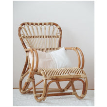 Load image into Gallery viewer, MIKANU RATTAN ARMCHAIR KIDS