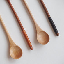 Load image into Gallery viewer, MIKANU WOOD COFFEE SPOON - YUMA