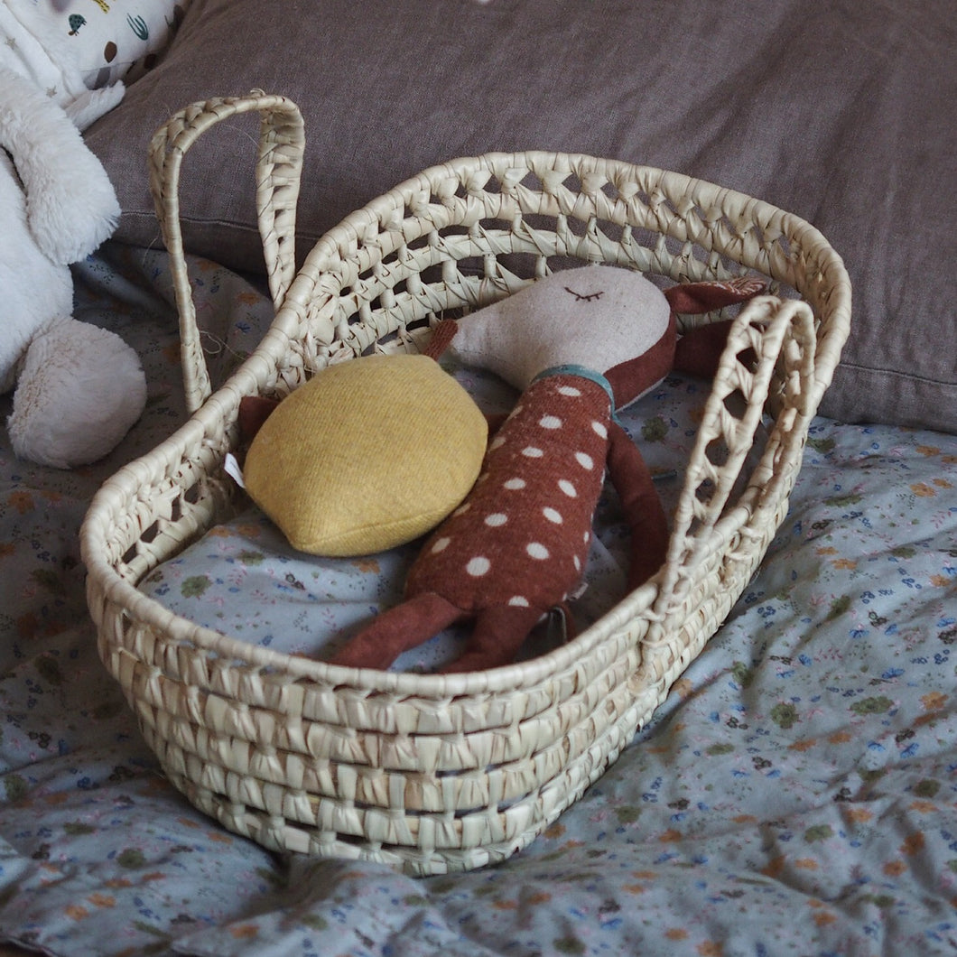 MIKANU DOLL BASKET