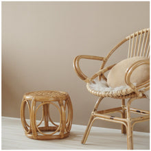 Load image into Gallery viewer, MIKANU BAMBOO STOOL-COFFEE TABLE