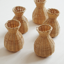Load image into Gallery viewer, MIKANU BRAIDED VASE - XIA