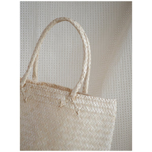MIKANU SPECIAL OFFER - STRAW SHOPPER