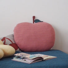Load image into Gallery viewer, MIKANU APPLE PILLOW