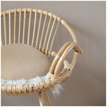 Load image into Gallery viewer, MIKANU ROUND BASKET CHAIR - CECILE