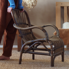Load image into Gallery viewer, MIKANU KIDS ARMCHAIR RATTAN