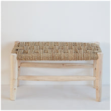 Load image into Gallery viewer, MIKANU BRAIDED BENCH - YANIS