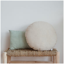 Load image into Gallery viewer, MIKANU ROUND PILLOW - LOUNA