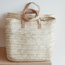 Load image into Gallery viewer, MIKANU PALM BASKET // YOLANDE