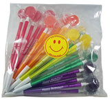 Lollipop Pens (25 pens)