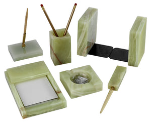 Complete Desk Set (Onyx)