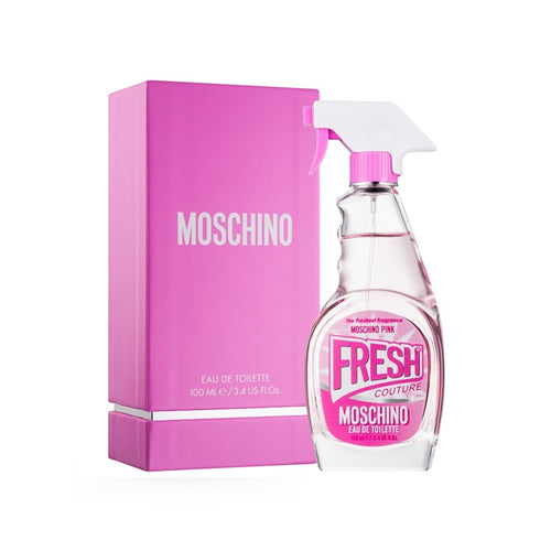 Moschino Pink Fresh Couture EDT