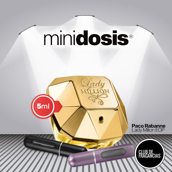 MiniDosis - Lady Million EDP