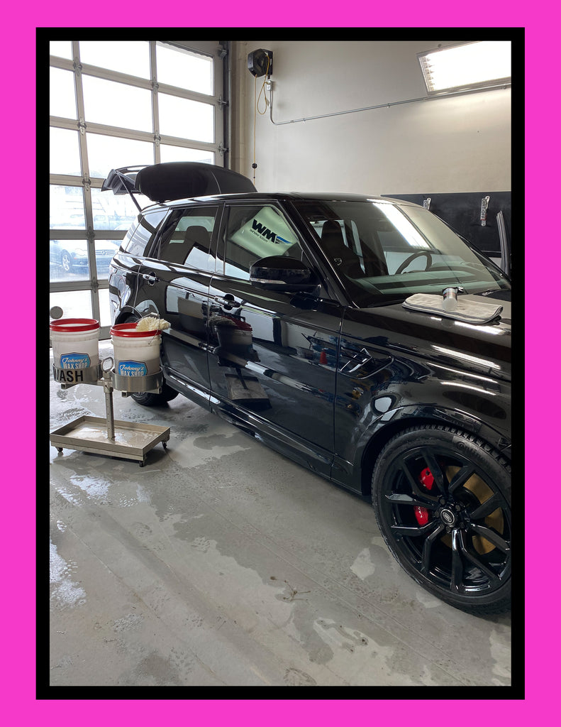 PROJECT - 2020 RANGE ROVER