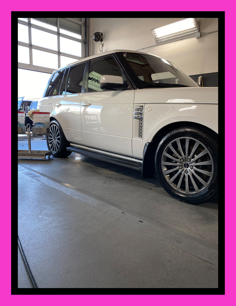PROJECT - 2012 Range Rover AUTOBIOGRAPHY