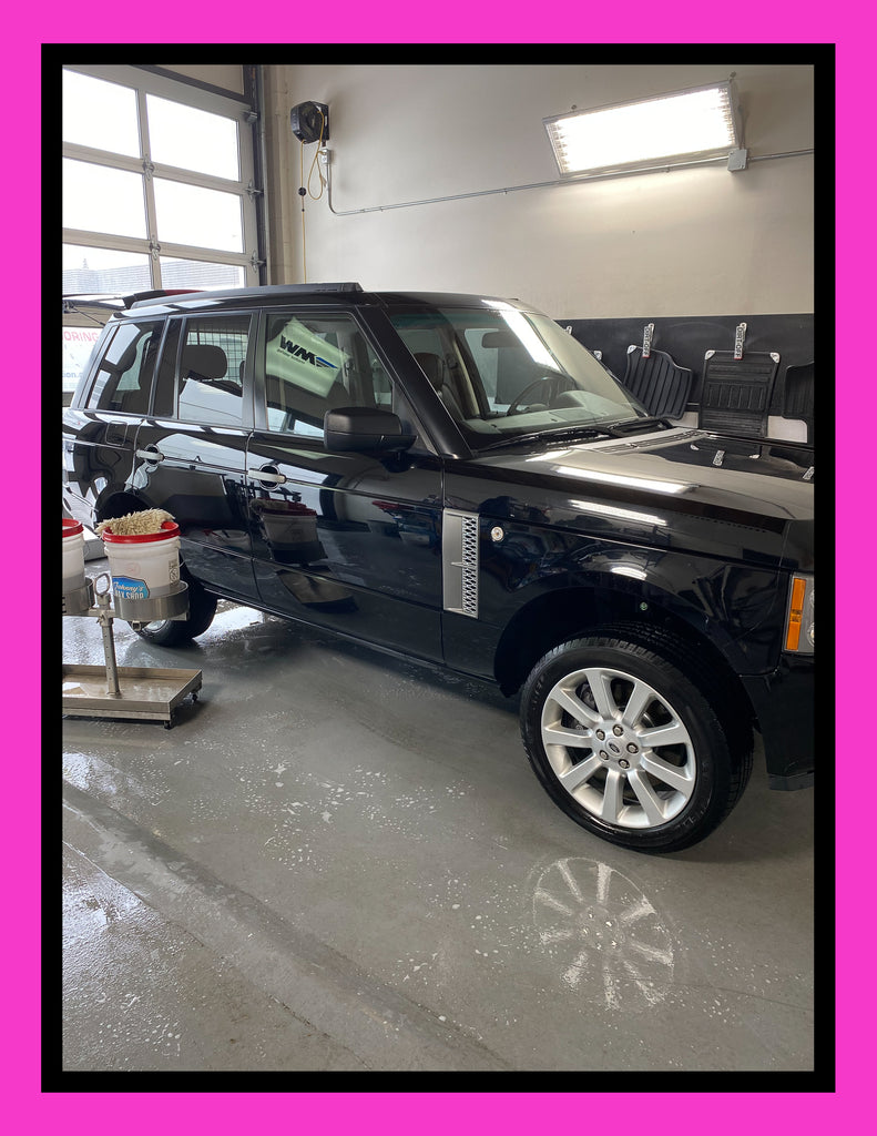 PROJECT - 2008 Range Rover